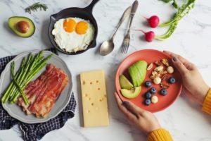 Dieta chetogenica ricette